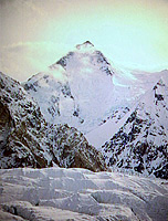 "Gasherbrum I - ""Hidden Peak"""